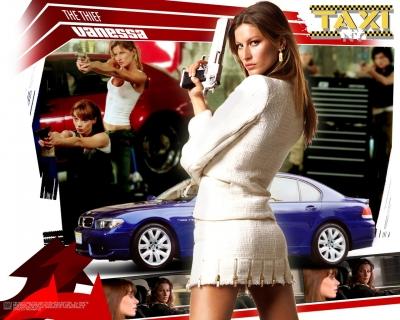 #20 TAXI NY (2004) タクシーインニューヨーク