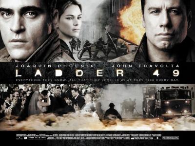 #52 LADDER 49 (2004) 炎のメモリアル