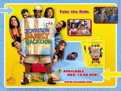 #85 JOHNSON FAMILY VACATION (2004) ジョンソン一家のババババケーション!