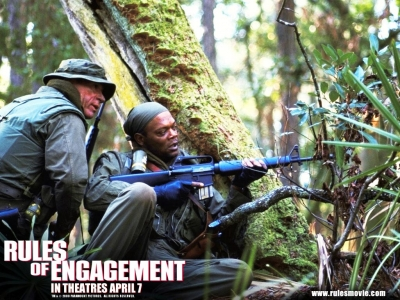 #110 RULES OF ENGAGEMENT (2000) 英雄の条件