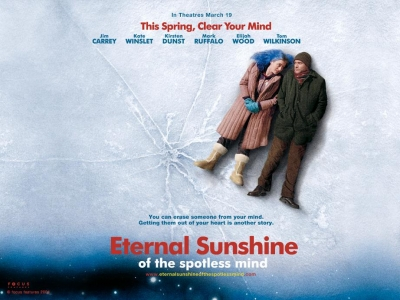 #115 ETERNAL SUNSHINE OF THE SPOTLESS MIND (2004) エターナルサンシャイン