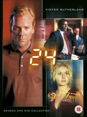 #117 24-Twenty_Four-Season 1 (2001〜2002) トゥエンティフォー シーズン1