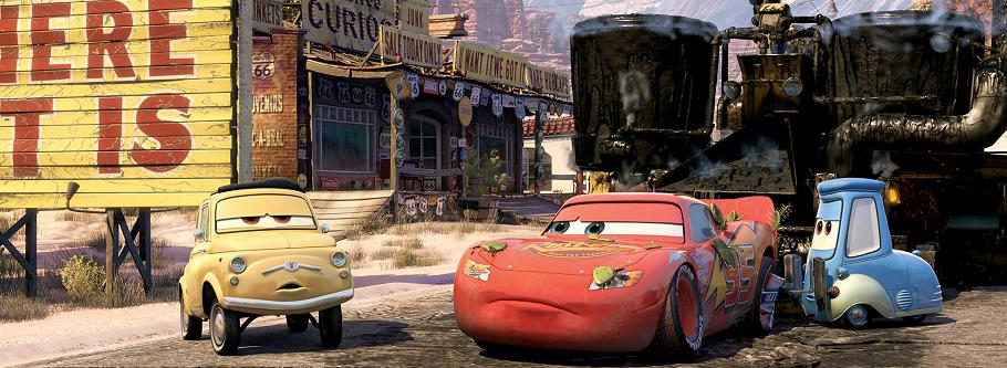 映画:カーズ(2006)CARS #658