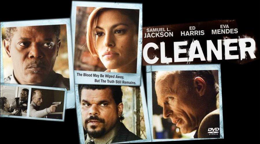 #622 CLEANER (2007) ザ・クリーナー 〜消された殺人 001 サミュエル・L・ジャクソン エヴァ・メンデス ルイス・ガスマン エド・ハリス