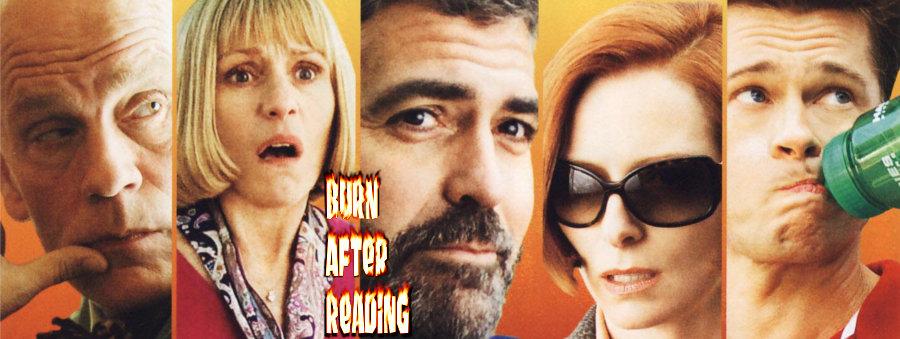 #691 BURN AFTER READING (2008) バーン・アフター・リーディング