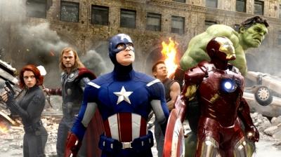 avengers(2012)アベンジャーズ