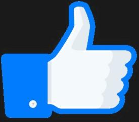 いいね icon Blue