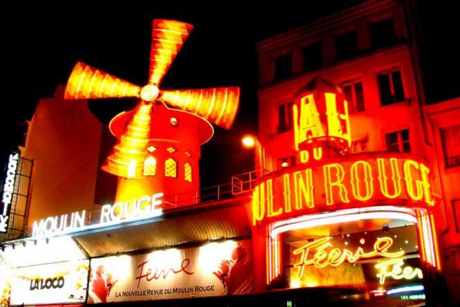 ムーランルージュ/moulin rouge-Parijs