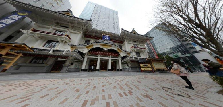 新歌舞伎座1 玄関777