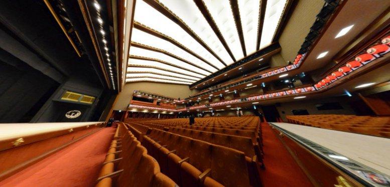 新歌舞伎座3 大間の天井777