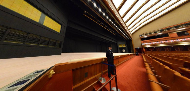 新歌舞伎座4 客席舞台777