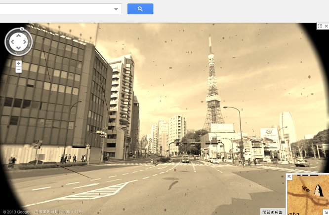 グーグルマップ宝探し 03