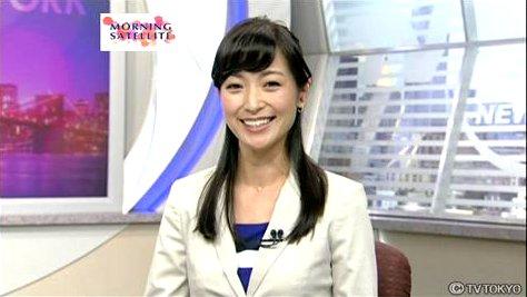 大江麻理子アナ ニューヨークで着任