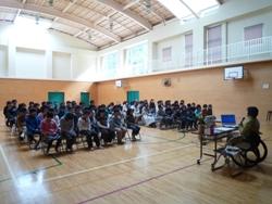 津木小学校