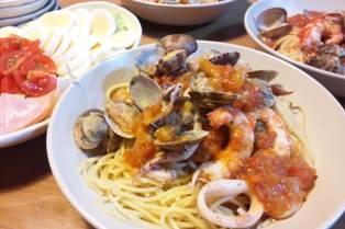 スパゲティ2