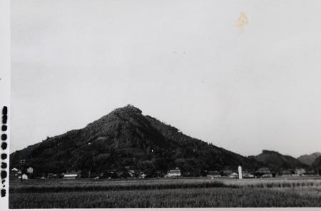 昭和38年の大津山