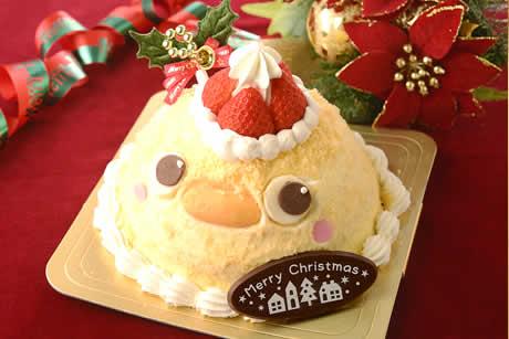 メリーぴよちゃんクリスマス イメージ写真