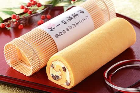 『伊達巻ロール』商品イメージ写真