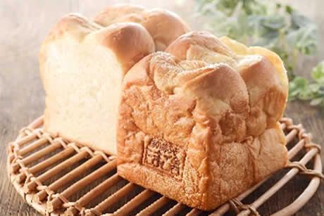 『おはようコッコのしっとり食パン』写真