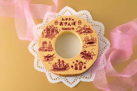 『みやぎのおさんぽバーム』商品写真(上から)