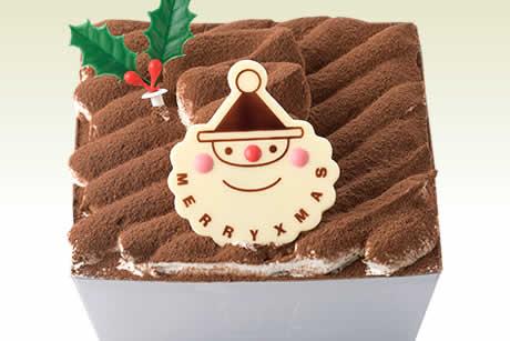 『贅沢たまごのクリスマスティラミス』商品写真