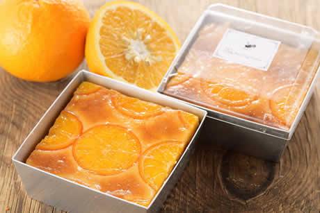 『コッコファームのたまごとオレンジ』所品イメージ写真
