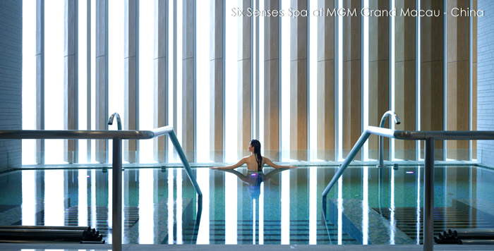 Six Senses Spa at MGM Grand Macau