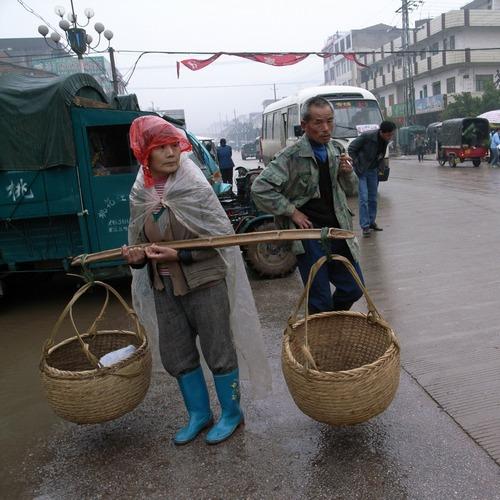 桂林郊外男女