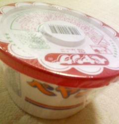 ぺヤングカップ麺