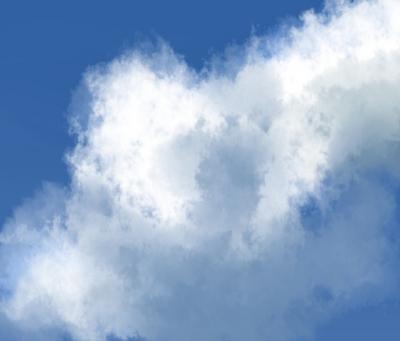 雲サンプル