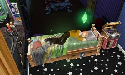 子供ベッド