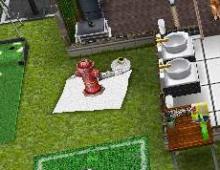 フリープレイ 消火栓