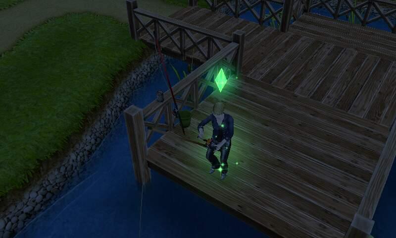 フリープレイ 釣り