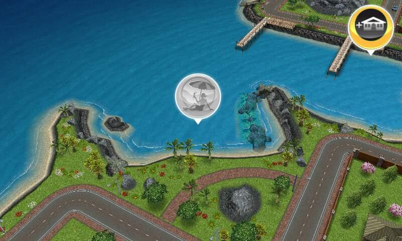フリープレイ ビーチ建設予定地