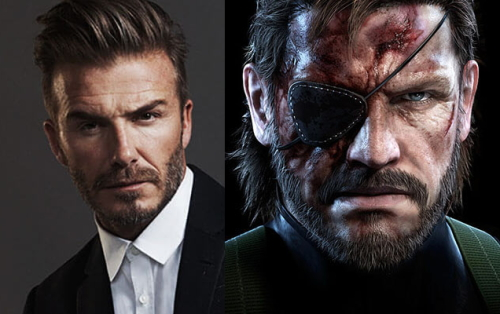 Beckham MGSV