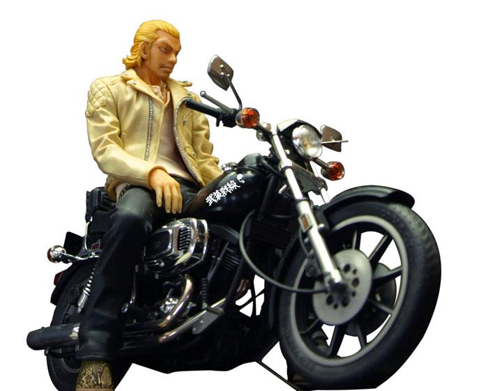 鉄生バイク 武装戦線仕様 | レグ...
