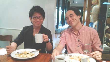 片野先生&雅樹先生