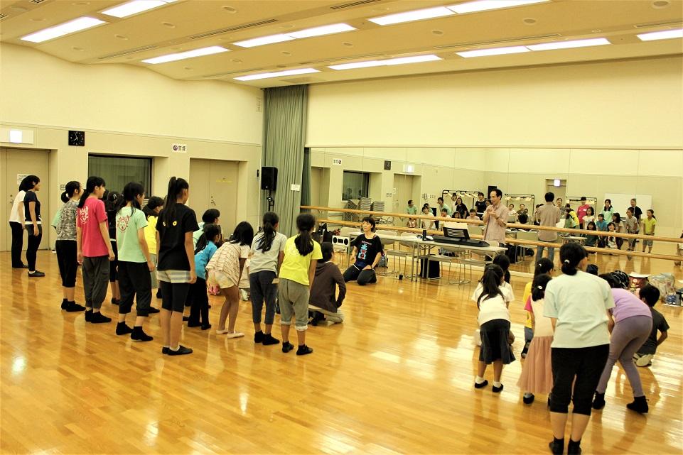 体験2ダンス
