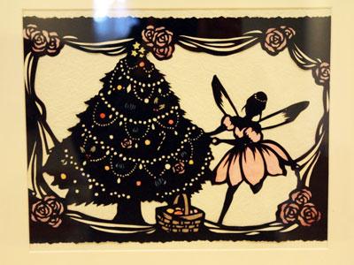 日達れんげさんクリスマスギャラリー