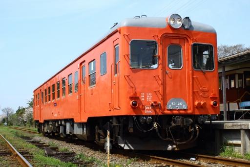 いすみ 鉄道 キハ 52