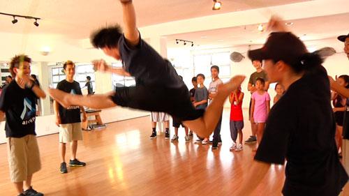 ハワイ ストリートダンス