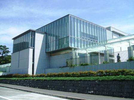 葉山近代美術館1