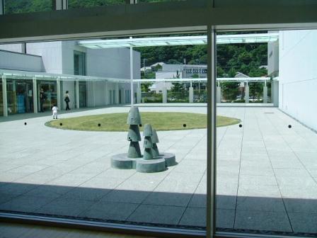 葉山近代美術館2