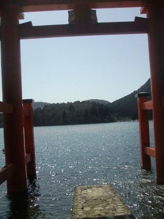 芦ノ湖画像5