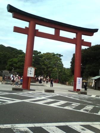 鎌倉鳥居2009