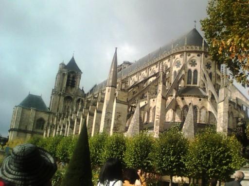 ブールジュ大聖堂1