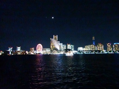 横浜ロイヤルウイングのクルーズ〜3