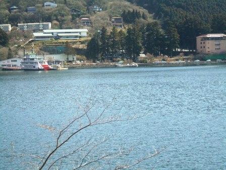 芦ノ湖画像3