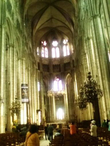 ブールジュ大聖堂3
