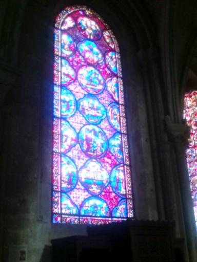 ブールジュ大聖堂5